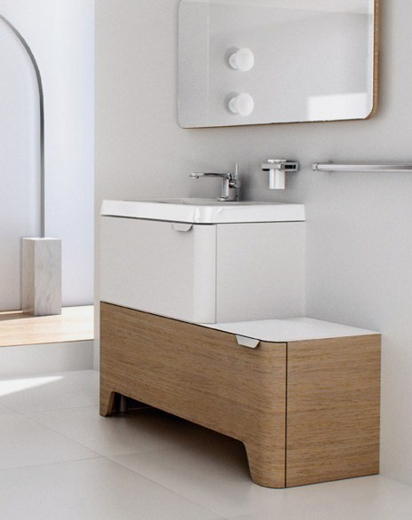 Modern Vanities From Sonia New Songe Vanities Are Modular Bathroom Design Ideas