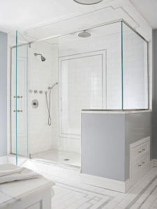 Spa-like Bathroom Shower