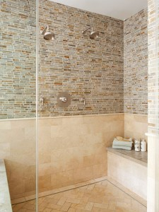 Walk-In Shower Ideas in the details
