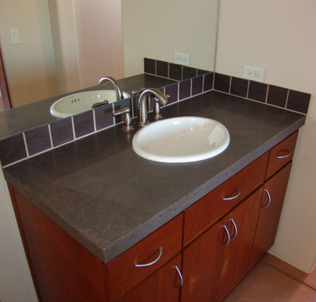 remodel out bathroom img simple wood counter flooring countertop of diy domestic a build