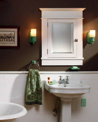 Antique Bathroom Lighting