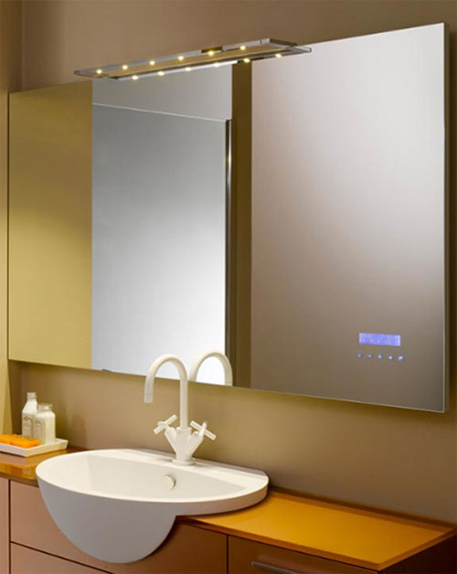 Decorative Bathroom Mirror For Your Wall